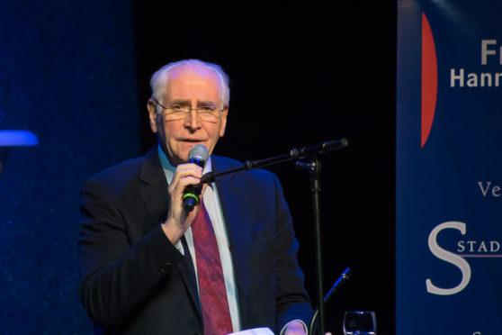 Prof. Rolf Wernstedt, Landtagspräsident a.D.