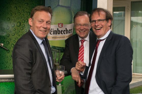 Sommerfest der Landesvertretung Niedersachsen