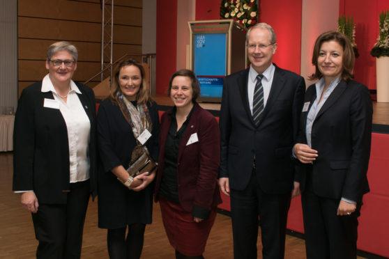 Stadt-Hannover-Preis Verleihung