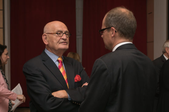 Dr. h.c. Herbert Schmalstieg, Ulf-Birger Franz