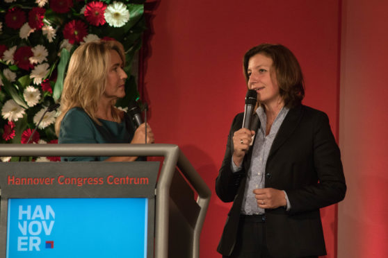 Dr. Susanna Zapreva, Vorstandsvorsitzende der Stadtwerke Hannover AG