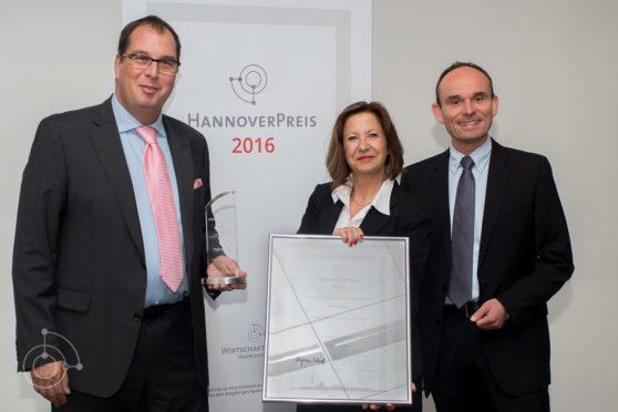 Preisverleihung HannoverPreis