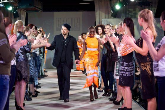 Designer: Gabriel Bur (Berlin Fashion Week)