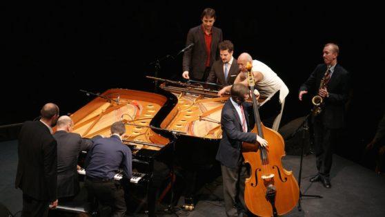 Piano off stage, Luzern