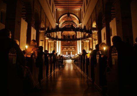 Konzert der Stille Dom Hildesheim