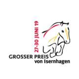 Logo-GrPreis-Isernhagen-Springen-Pferd